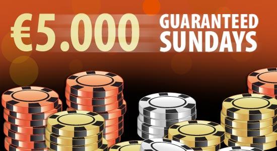 Il torneo domenicale di Intralot Poker
